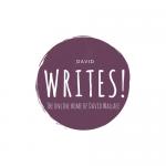 David WRITES Logo