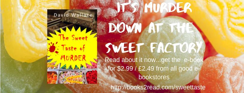 The Sweet Taste of Murder