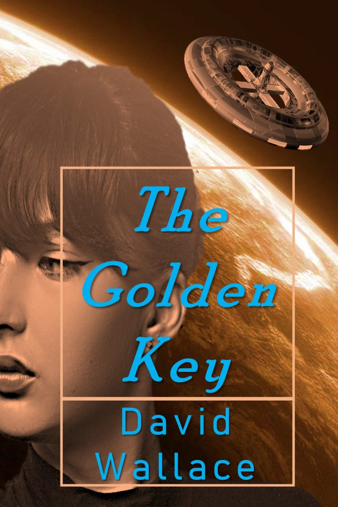 THe Golden Key - Cover Art
